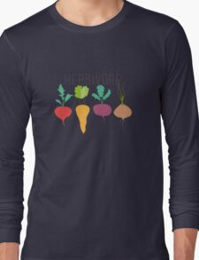 Herbivore - Vegan/Vegetarian  Long Sleeve T-Shirt