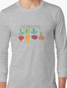 Herbivore - Vegan/Vegetarian  Long Sleeve T-Shirt