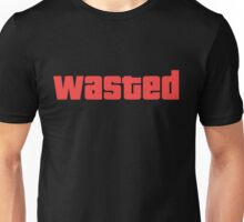 Wasted GTA Shirt Unisex T-Shirt