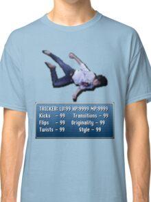 Tricking Stats - Pixel Dude version Classic T-Shirt
