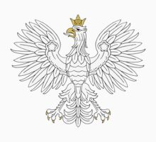 Polish Eagle One Piece - Short Sleeve