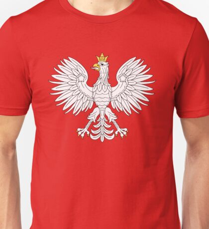 Polish Eagle Unisex T-Shirt