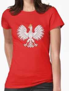 Polish Eagle Womens Fitted T-Shirt