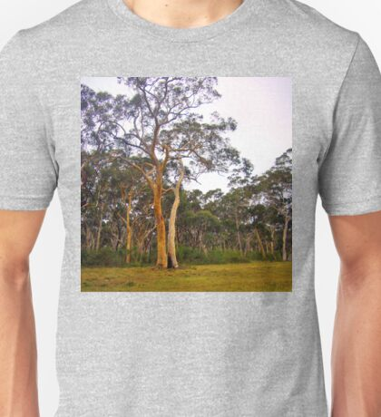 Gum Trees, Eucalyptus Trees Unisex T-Shirt