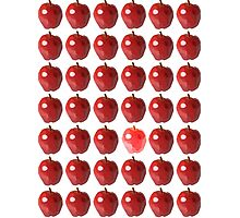 Apples A Photographic Print