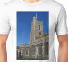 St Mary The Virgin, Haverhill, Suffolk Unisex T-Shirt