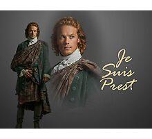 Outlander/Jamie Fraser/Je Suis Prest Photographic Print