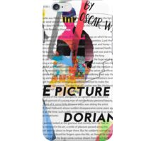 The Picture of Dorian Gray Poster iPhone Case/Skin
