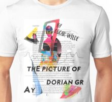 The Picture of Dorian Gray Poster Unisex T-Shirt