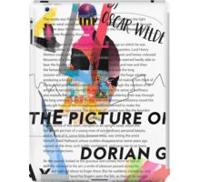 The Picture of Dorian Gray Poster iPad Case/Skin