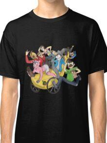 Banana Bus Squad! Classic T-Shirt