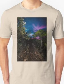 Beware of mountain lions :) Unisex T-Shirt