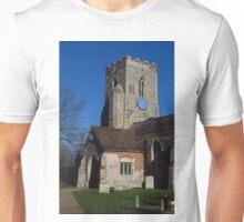 Porch & Tower, Kedington, Suffolk Unisex T-Shirt