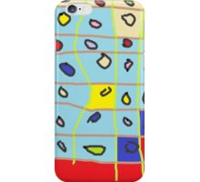 cakes abstract iPhone Case/Skin