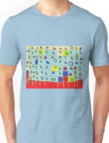 cakes abstract Unisex T-Shirt