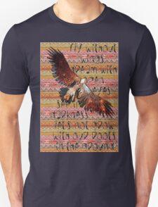 Aerodynamics Unisex T-Shirt