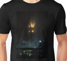 Smoking Clock Tower, Spokane WA Unisex T-Shirt