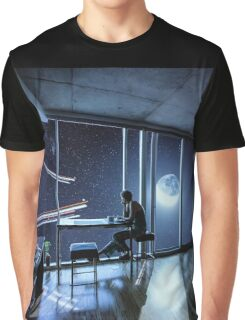 And then I sat quietly and watched them coming Graphic T-Shirt
