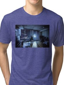 And then I sat quietly and watched them coming Tri-blend T-Shirt