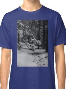 Snowfall  Classic T-Shirt