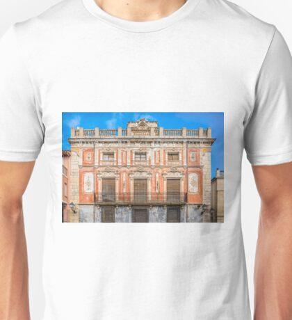 Fine old building Unisex T-Shirt