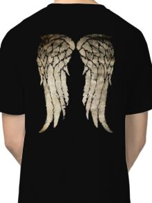 Daryl Dixon's Zombie Wings Classic T-Shirt