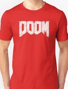 New DOOM logo game HQ Unisex T-Shirt