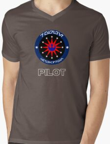 Rogue Squadron (X-Wing Book Series) - Star Wars Veteran Series Mens V-Neck T-Shirt