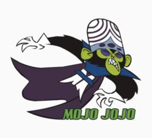 MOJO JOJO 5 One Piece - Short Sleeve