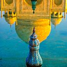 Reflected Taj Mahal by Neha  Gupta