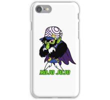 MOJO JOJO 10 iPhone Case/Skin
