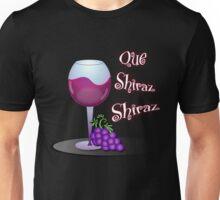 Que Shiraz Shiraz  Unisex T-Shirt