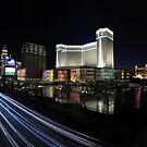 Venetian Macau by Mark Bolton