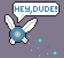"""Hey, Dude!"" Navi Kids Tee"