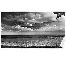 Southwold Beach #3 Poster