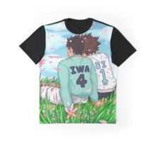 IWAOI Graphic T-Shirt