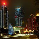 Central Macau by Mark Bolton