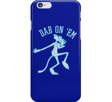 Calvin Dab On Em  iPhone Case/Skin