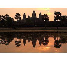 Angkor Wat - Cambodia Photographic Print