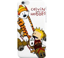 Calvin and Hobbes : Superjet iPhone Case/Skin
