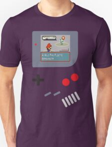 Gameboy Super PokéPlumbers  T-Shirt