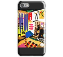 Abstract Interior #30 iPhone Case/Skin