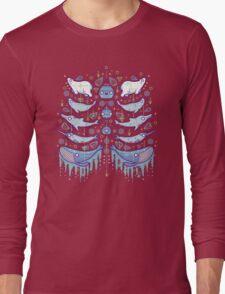 Water chest Long Sleeve T-Shirt