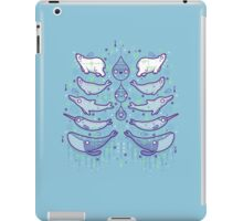 Water chest iPad Case/Skin