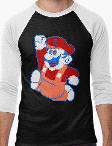 Grand Dad Men's Baseball ¾ T-Shirt