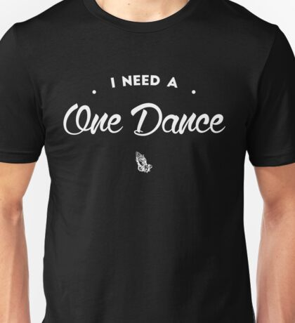 Dance - version 1 - white Unisex T-Shirt
