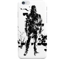 Big Boss MGS3 iPhone Case/Skin