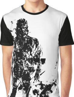 Big Boss MGS3 Graphic T-Shirt