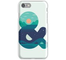 Day & Night iPhone Case/Skin