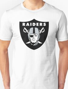 Oakland Raiders Unisex T-Shirt